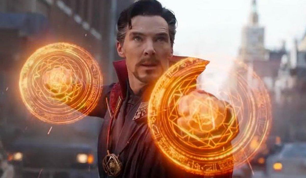Benedict Cumberbatch as Doctor Strange in Avengers: Endgame