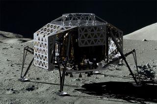 ALINA lunar lander