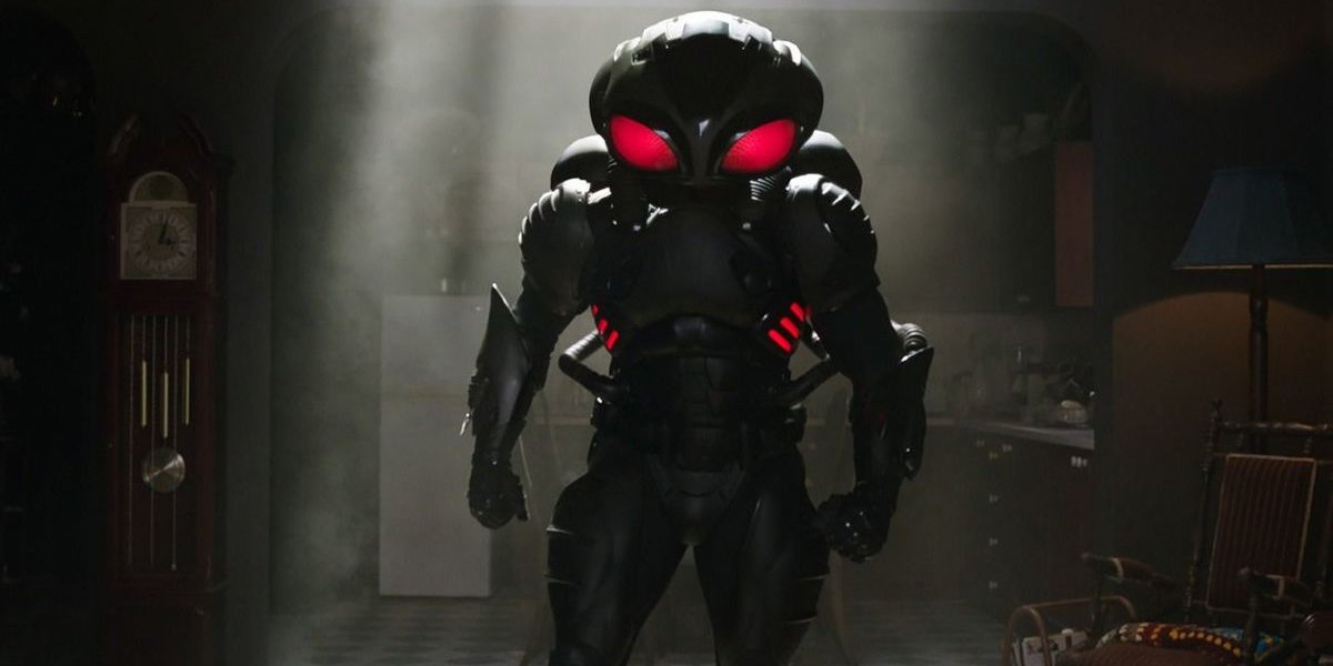 Black Manta (Yahya Abdul-Mateen II) in Aquaman