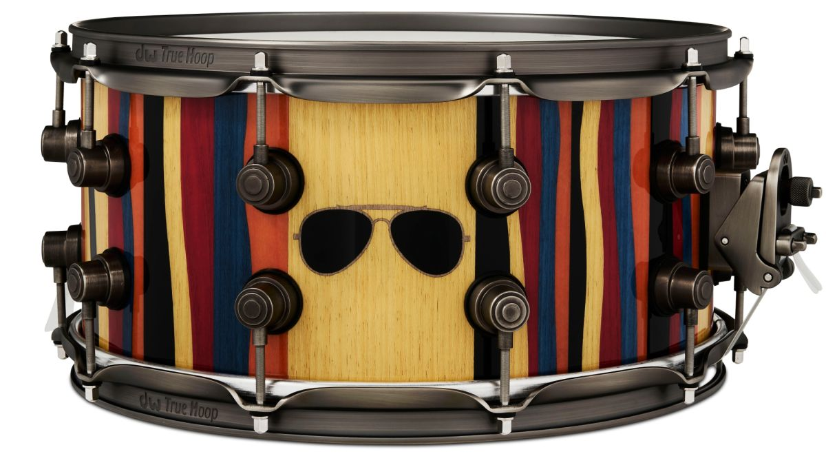 NAMM 2020: DW releases the limited edition Jim Keltner Collector's Series Icon Snare