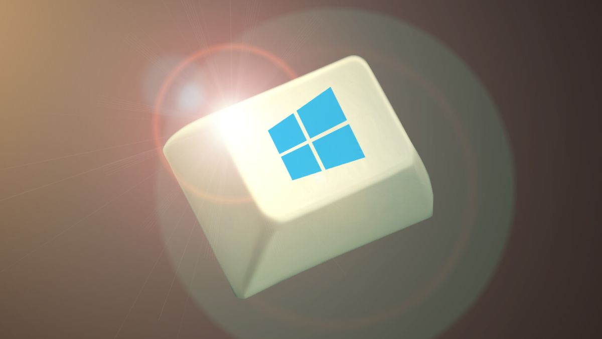 The redemption of the Windows key