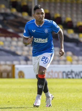 Motherwell v Rangers – Scottish Premiership – Fir Park