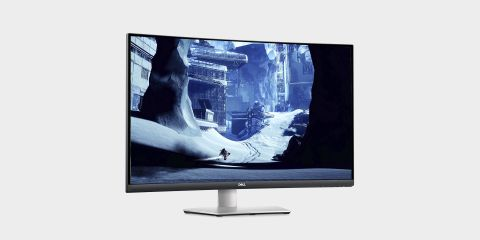 Dell 4K curved gaming monitor