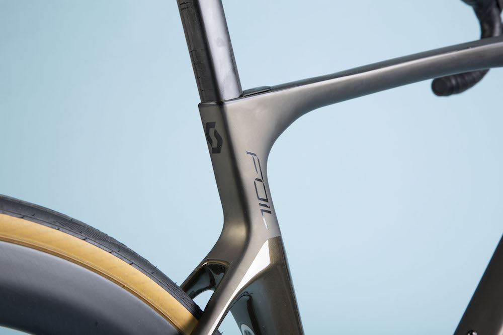 Scott Foil 10 Disc Review Cycling Weekly