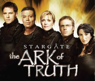 DVD Review: 'Stargate: The Ark of Truth'