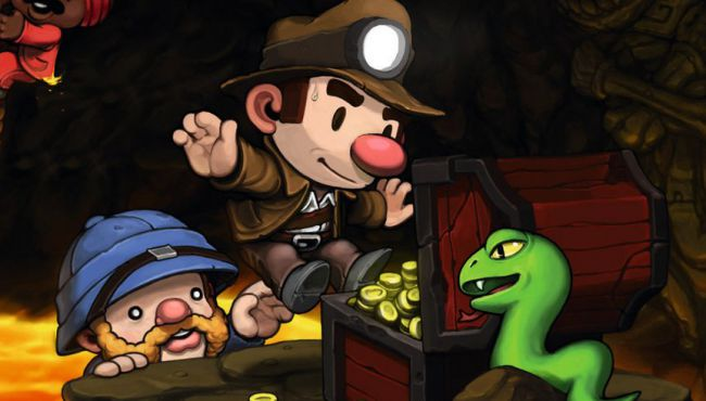 Best PC games: Spelunky