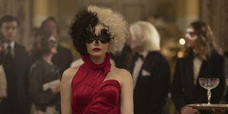 Emma Stone as Cruella in _Cruella._