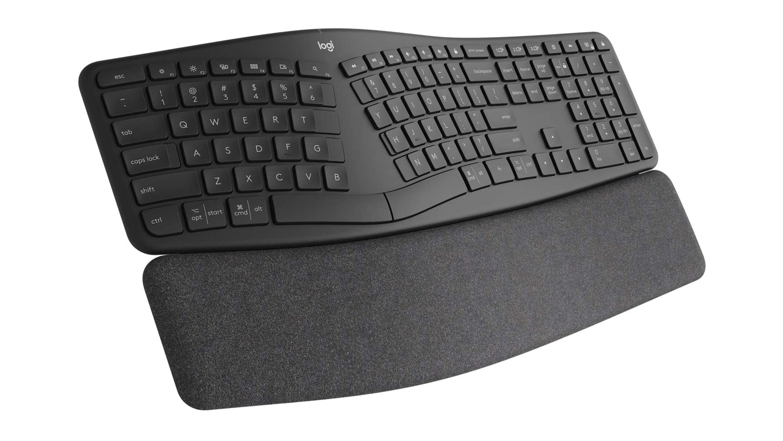 Best ergonomic keyboards: Logitech ERGO K860