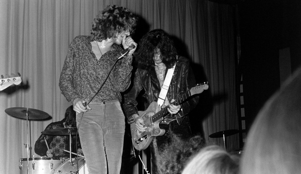 How to sound like Led Zeppelin's Jimmy Page | Louder