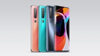 The Xiaomi Mi 10 Pro phones