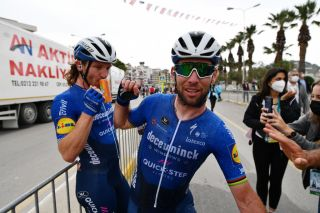 Mark Cavendish has been resurgent in 2021 but won't be going to the Tour de France