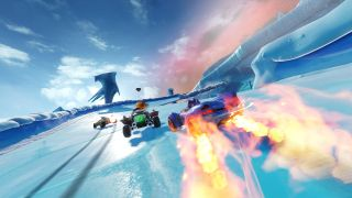 """Team Sonic Racing review: """"Miles behind other kart racers"""""""