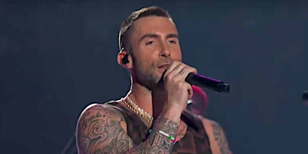 "Adam Levine ""Girls Like You"" via YouTube"
