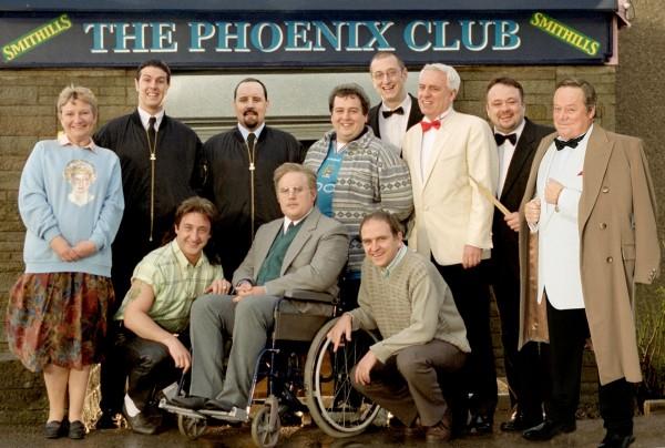 Peter Kay's Phoenix Nights cast