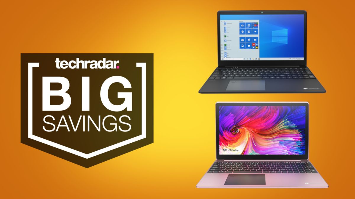 This weekend's best laptop deals aren't at Amazon - they're at Walmart
