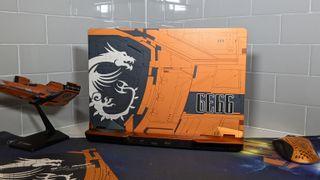 MSI GE66 Raider Dragonshield review