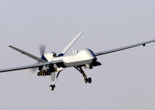 MQ-9 Combat Drone