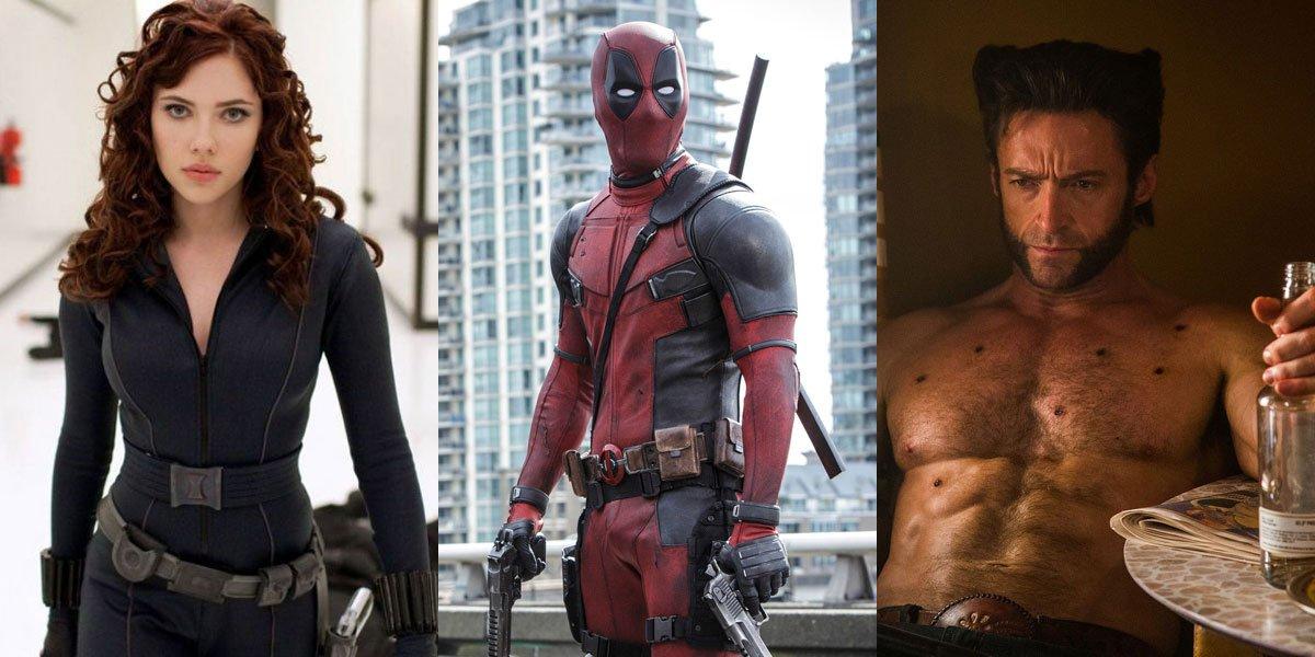 How Scarlett Johansson is tied in to Hugh Jackman and Ryan Reynolds' feud