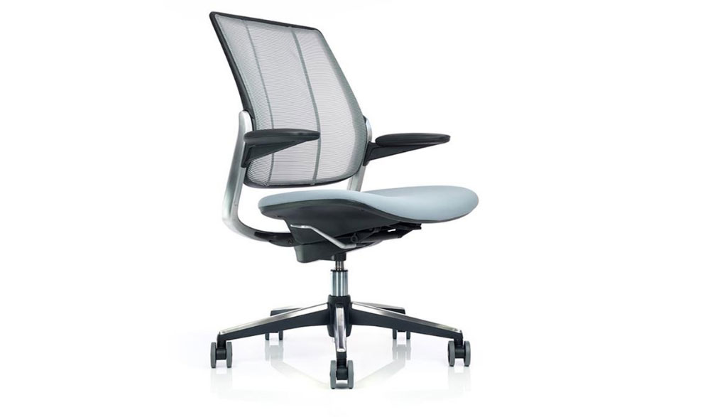 Best office chairs: Humanscale Diffrient Smart office chair
