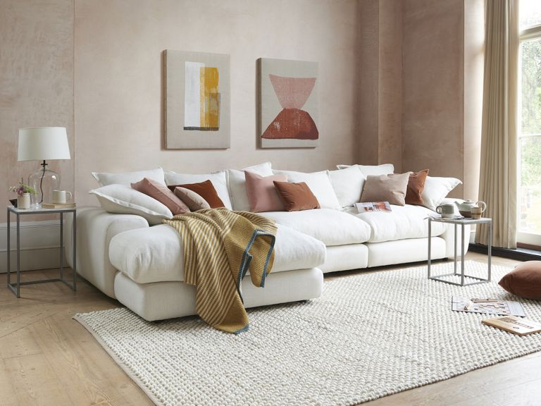 best L-shaped sofas