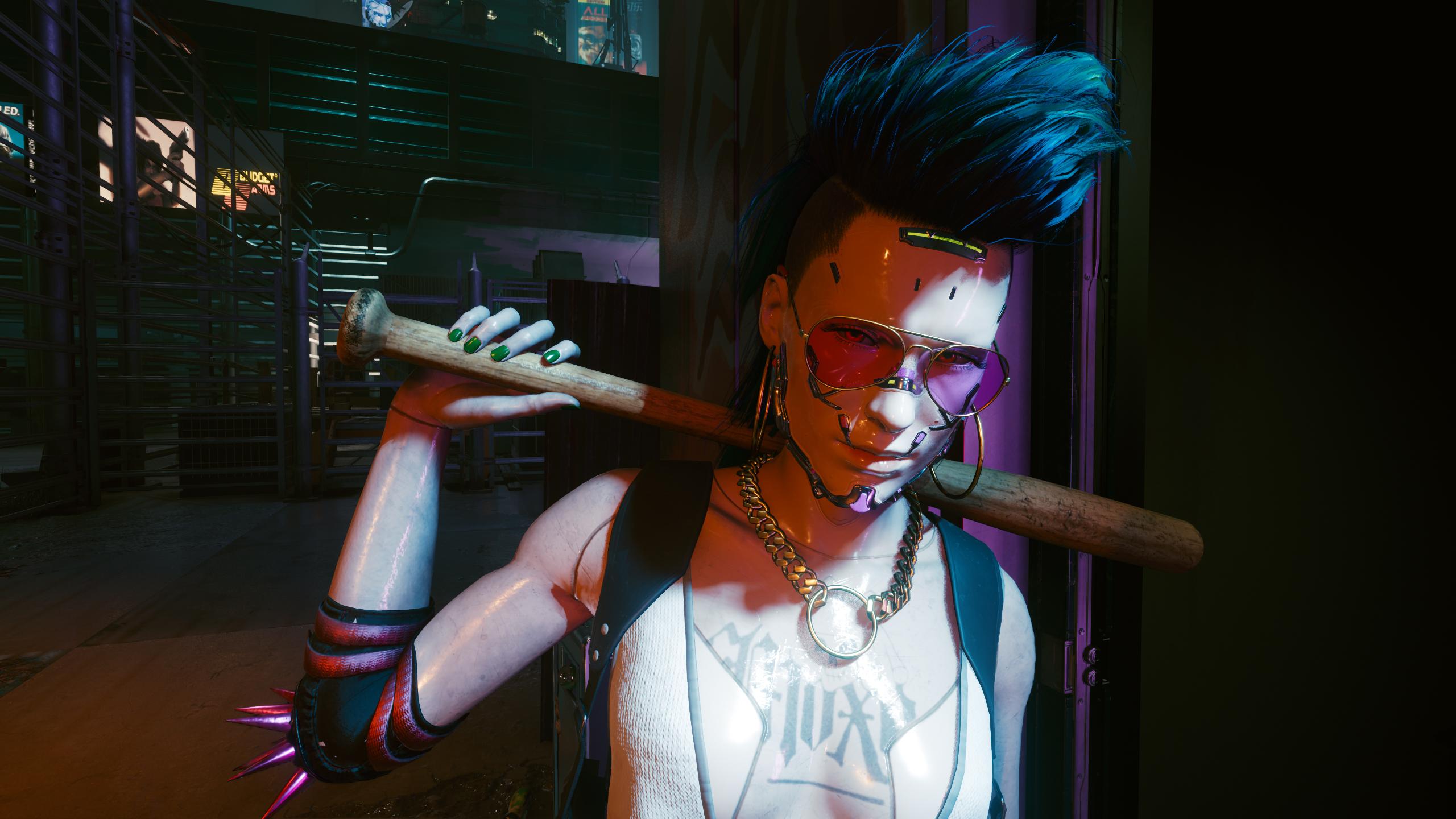 CD Projekt has 'decided to reconsider' Cyberpunk 2077's multiplayer