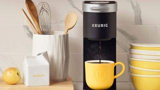 descale Keurig coffee maker