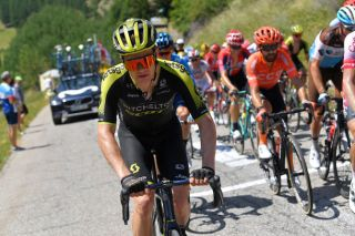 Mitchelton-Scott's Chris Juul-Jensen at the 2019 Tour de France