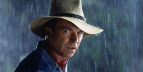 Jurassic World: Dominion's Sam Neill Had The Best Response To New Alan Grant Merch