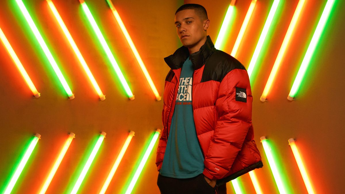 The North Face brings back the 80s with new Retro Tech range