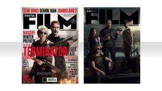 Total Film's Terminator: Dark Fate cover