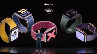 Apple Watch Series 5 Adds Always-On Display in Modest Update