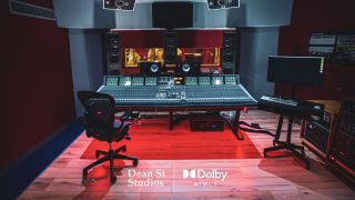 Legendary London studio installs Dolby Atmos Music facility