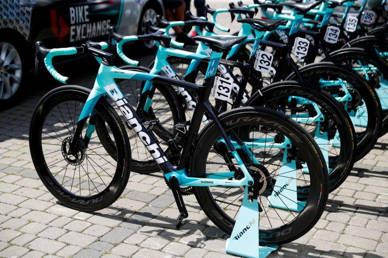 Team BikeExchange Bikes