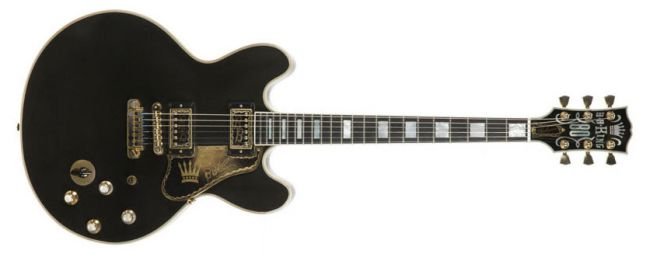 BB King's 80th birthday Lucille guitar sells at auction for $280,000 | Guitarworld