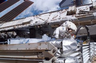 Mission Endeavour: Astronauts to Repair ISS Gyroscope in Spacewalk