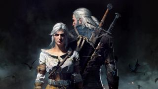 The Witcher 3 - Geralt and Ciri
