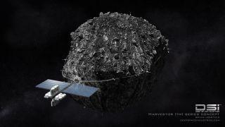 Asteroid Mining Spacecraft