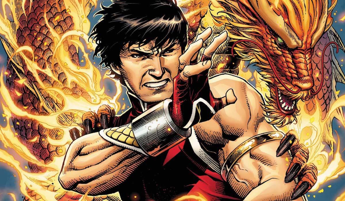 Shang-Chi comics