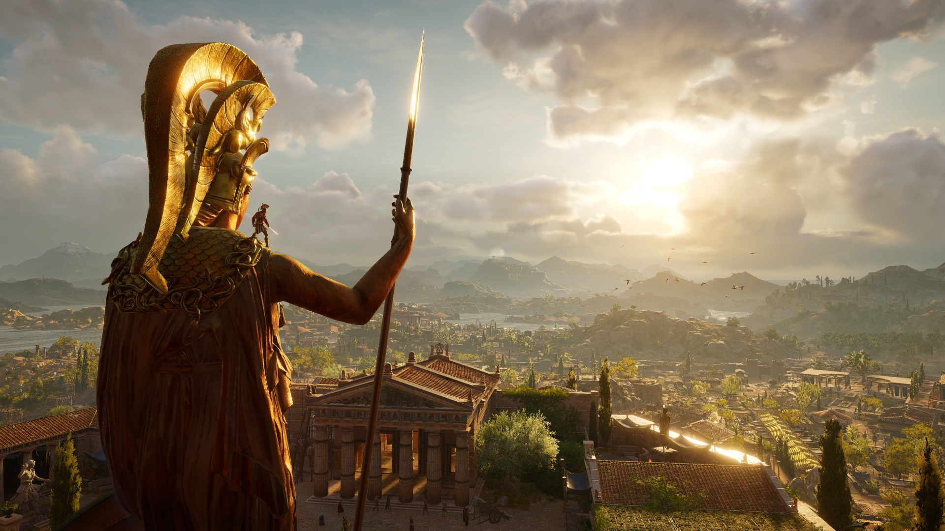 Assassin S Creed Odyssey Could Be The First In The Series To Not