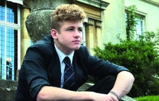 This moving film follows three pupils at the Mary Hare School for the deaf in Newbury.
