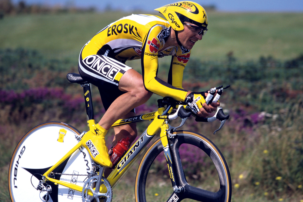 Icons of cycling: Giant TCR - Cycling Weekly