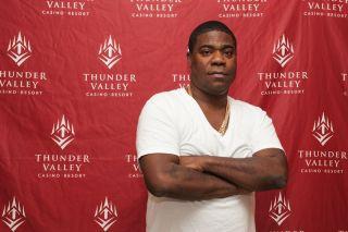 tracy morgan at thunder valley casino