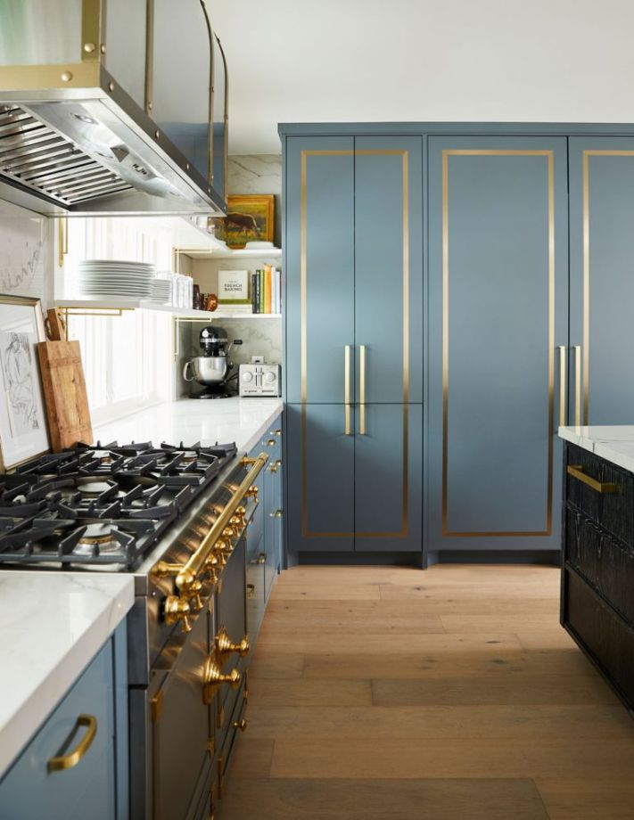 blue kitchen ideas powder blue navy blue  dark kitchen