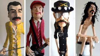 Figurines by Marina Schmiechen