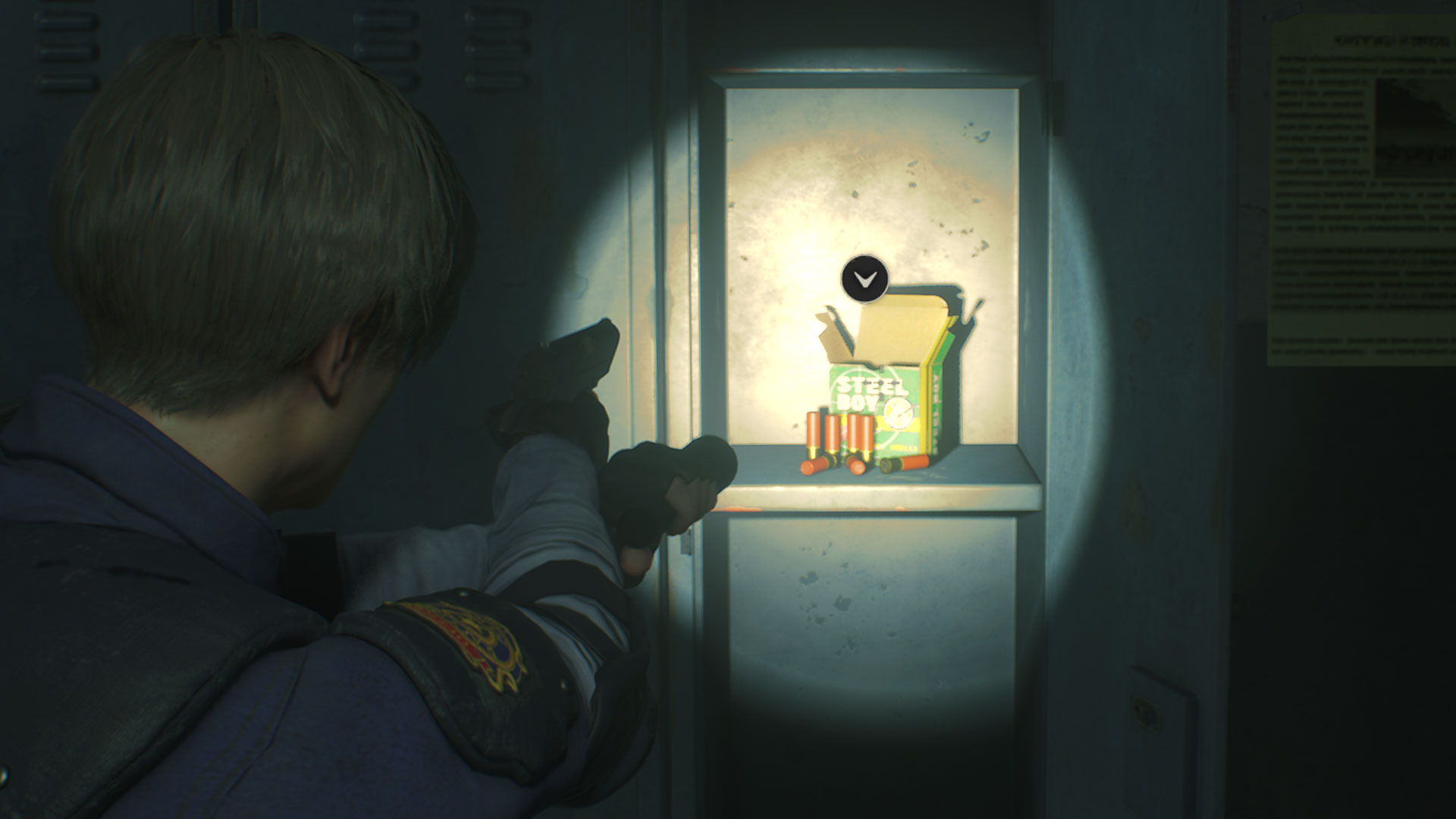 Every Resident Evil 2 Remake locker codes: how to find and unlock