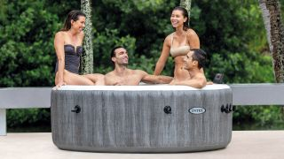 Prime Day Inflatable Hot Tub deal: Relax with $400 off the Intex PureSpa