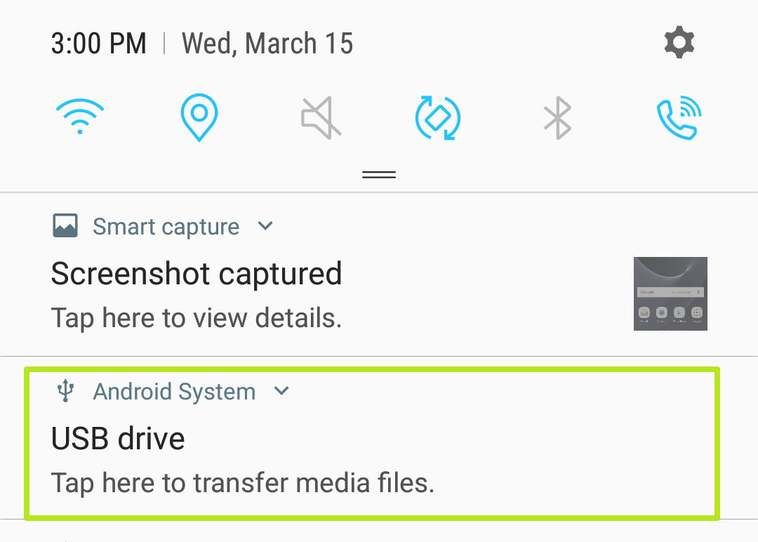 How to Connect USB Storage Devices to Your Android Phone