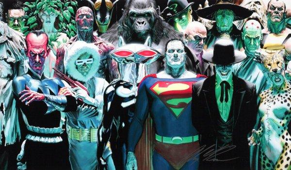 Justice League Legion of Doom
