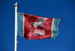 Soccer – FA Cup – Second Round – Scunthorpe United v Worcester City – Glanford Park