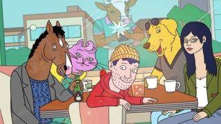 The cast of 'BoJack Horseman'